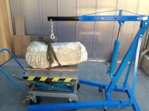 265 kilo albast