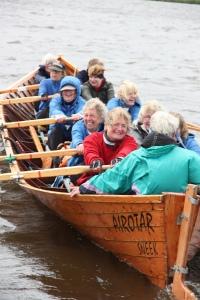De kerkboot van 'de Geeuw'